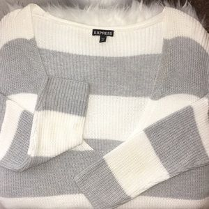 Sweaters - Express Cotton Sweater